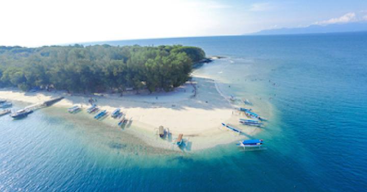 Wisata Gili Pulau Nanggu Lombok Alfa Trans Lombok
